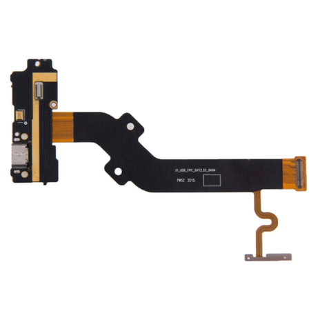 iPartsBuy Charging Port Flex Cable for Letv Le One Pro / X800