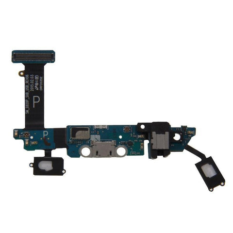 iPartsBuy Charging Port Flex Cable for Samsung Galaxy S6 / G920P