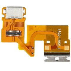 iPartsBuy Charging Port Flex Cable for Sony Xperia Tablet Z / SGP311 / SGP312 / SGP321