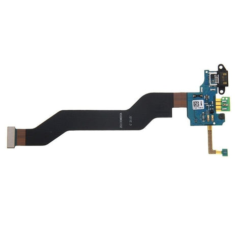 iPartsBuy Charging Port & Microphone Ribbon Flex Cable Replacement for Xiaomi Mi Note