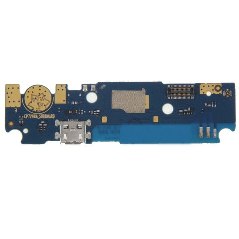 iPartsBuy Charging Port Plate Flex Cable for Coolpad 7298A