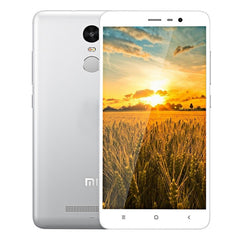 Xiaomi Redmi Note 3 16GB, Network: 4G, 5.5 inch MIUI V7 MediaTek Helio X10 MT6795 Octa Core up to 2.0GHz, RAM: 2GB(White)