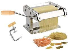 Hand Operated Stainless Steel Pasta Maker