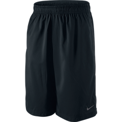 NIKE LEGACY WOVEN SHORT BLK - Large