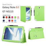 Leather Stand Cover Case For Samsung Galaxy Note 8.0 N5100 / N5110 - Zasttra.com - 3