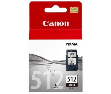 Original Canon PG-512 Black Ink Cartridge