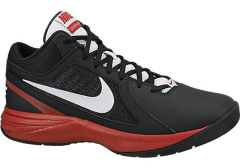 Nike Overplay VIII basket ball shoe BLK - UK 11