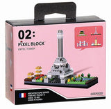 Eiffel Tower | Mini Pixel Block | Oxford Toys - Zasttra.com