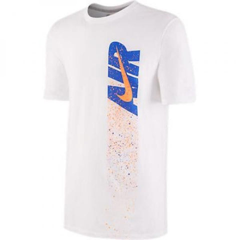 Nike Tee-Vertical Air WHT/LYON - X-Large