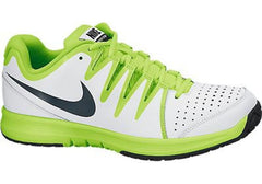 Nike Vapor Court WHT/LIME - UK 12