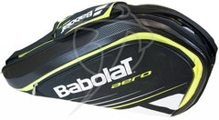 Babolat Aero (Black/Yellow) 9 Racket Bag