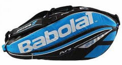 Babolat Team Pure Drive 6 racquet bag-BLUE