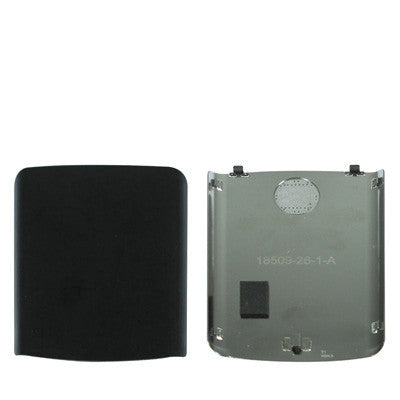 Replacement Battery Cover for BlackBerry 9520 / 9550(Black)