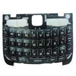 Replacement keyboard Buttons for BlackBerry 8520 (High Quality)(Black)