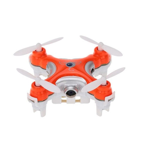 CX-10C Mini Remote Control Quadcopter with Camera(Orange)