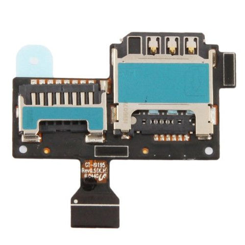 High Quality Card Flex Cable for Samsung Galaxy S IV mini / i9190 / i9195
