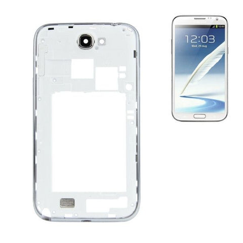iPartsBuy High Quality Middle Board for Samsung Galaxy Note II / N7100(White)