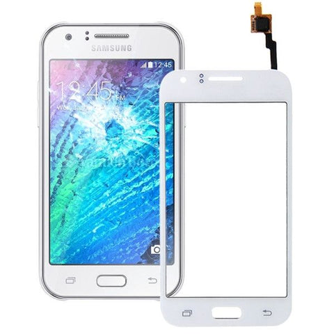 iPartsBuy Touch Screen Replacement for Samsung Galaxy J1 / J100(White)