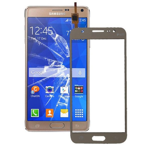 iPartsBuy Touch Screen Replacement for Samsung Galaxy J5 / J500(Gold)