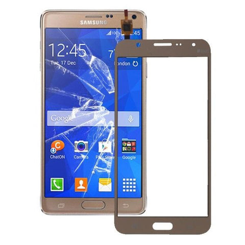 iPartsBuy Touch Screen Replacement for Samsung Galaxy J7 / J700(Gold)
