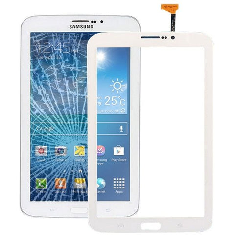 High Quality Touch Screen Digitizer Replacement Part for Samsung Galaxy Tab 3 7.0 T210 / P3200(White)