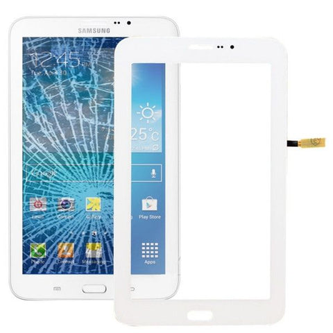 High Quality Touch Screen Digitizer Replacement Part for Samsung Galaxy Tab 3 Lite 7.0 / T111(White)