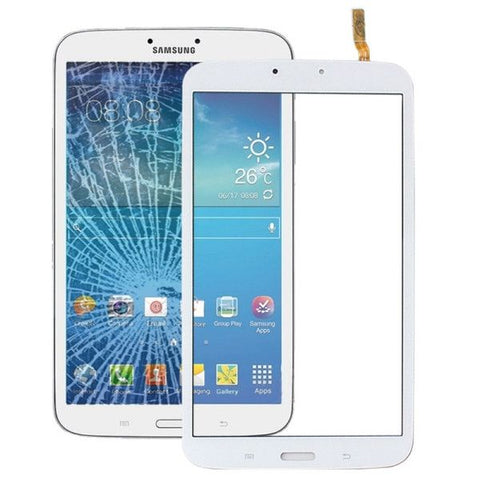 High Quality Touch Screen Digitizer Replacement Part for Samsung Galaxy Tab 3 8.0 / T310(White)