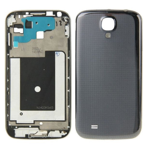 iPartsBuy Full Housing Faceplate Cover Replacement for Samsung Galaxy S4 / i9505