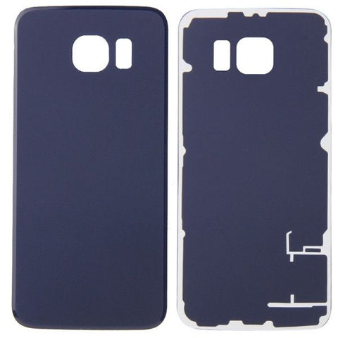 iPartsBuy Battery Back Cover Replacement for Samsung Galaxy S6 / G920(Blue)