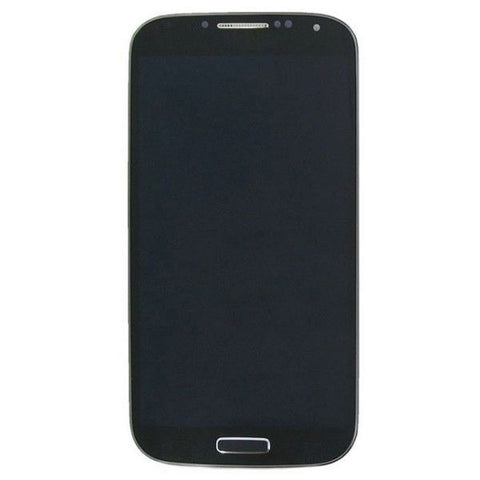 iPartsBuy LCD Display + Touch Screen Digitizer Assembly with Frame Replacement for Samsung Galaxy S4 / i9505(Black)