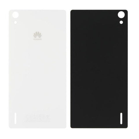 High Quality Replacement Back Cover for Huawei Ascend P7(White)
