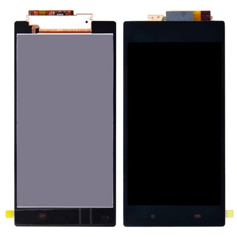 iPartsBuy LCD Display + Touch Screen Digitizer Assembly Replacement for Sony Xperia Z1 / L39H / C6902 / C6903 / C6906 / C6943