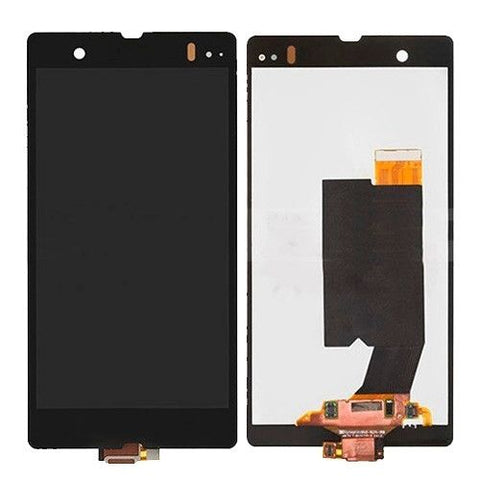 iPartsBuy LCD Display + Touch Screen Digitizer Assembly Replacement for Sony Xperia Z / C6603 / C6602 / L36 / L36h / 7310
