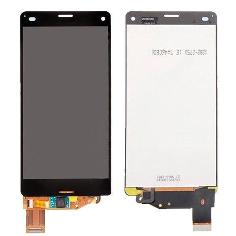 iPartsBuy LCD Display + Touch Screen Digitizer Assembly Replacement for Sony Xperia Z3 Compact / M55W / Z3 mini(Black)