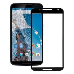 iPartsBuy Front Screen Outer Glass Lens for Google Nexus 6