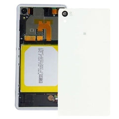 High Quality Replacement Battery Back Cover for Sony Xperia Z2 / L50w(White)