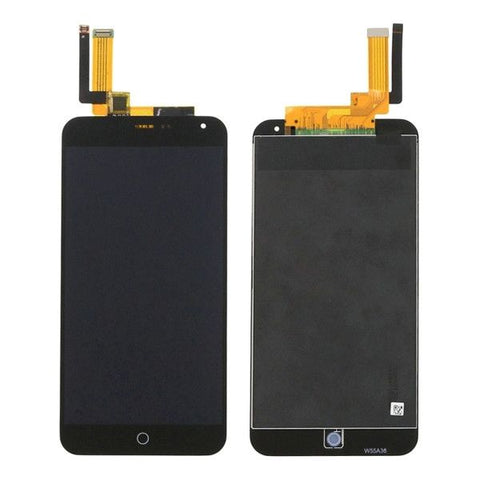 iPartsBuy LCD Screen + Touch Screen Digitizer Assembly for Meizu M1 Note(Black)