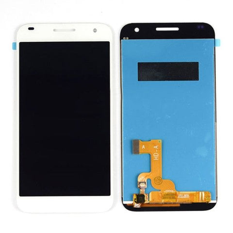 iPartsBuy LCD Screen + Touch Screen Digitizer Assembly for Huawei Ascend G7(White)
