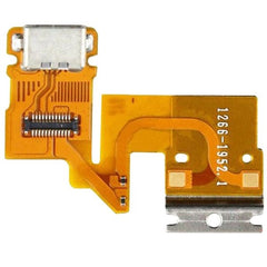 iPartsBuy Charging Port Flex Cable Replacement for Sony Xperia Tablet Z / SGP311 / SGP312 / SGP321