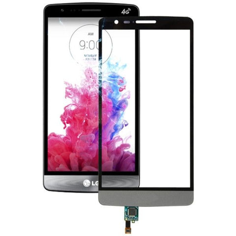iPartsBuy Touch Screen Replacement for LG G3S / D722 /  G3 Mini / B0572 / T15(Grey)