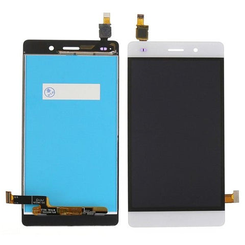 iPartsBuy LCD Screen + Touch Screen Digitizer Assembly Replacement for Huawei P8 Lite(White)