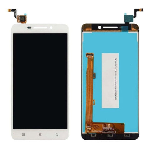iPartsBuy LCD Display + Touch Screen Digitizer Assembly Replacement for Lenovo A5000(White)