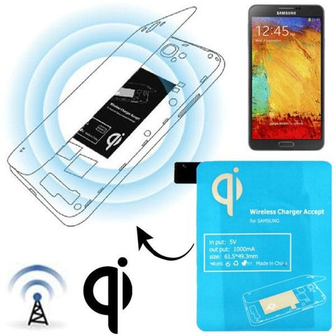 Wireless Charger Receiver Module for Samsung Galaxy Note III / N9000