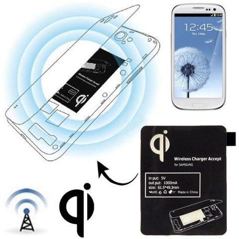Wireless Charger Receiver Module for Samsung Galaxy S III / i9300(Black)