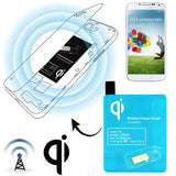 Wireless Charger Receiver Module for Samsung Galaxy S IV / i9500(Blue) - Zasttra.com