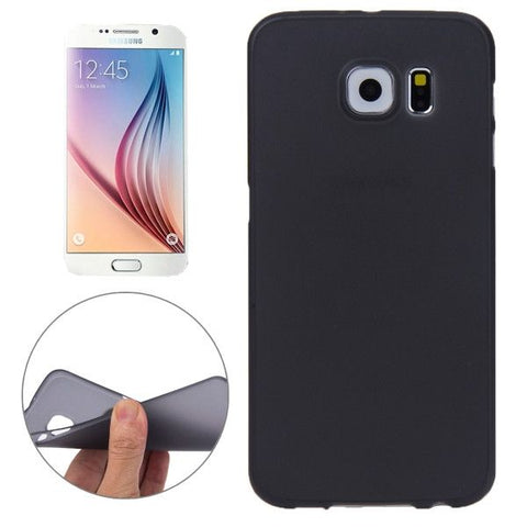 For Samsung Galaxy S6 / G920 0.3mm Ultrathin Frosting PC Protective Case (Black)