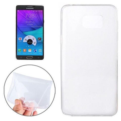 Ultrathin TPU Protective Case for Samsung Galaxy Note 5 / N920(Transparent)