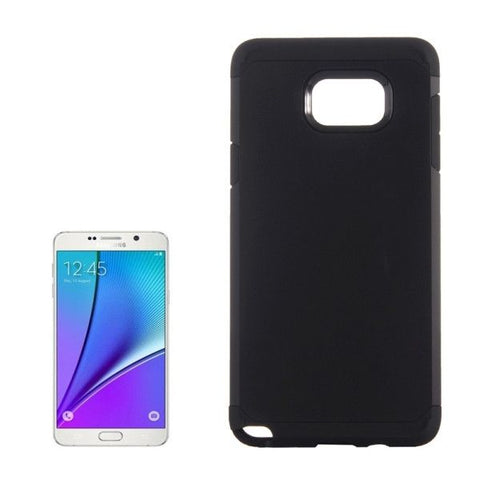 TPU + PC Armor Combination Case for Samsung Galaxy Note 5 / N920(Black)