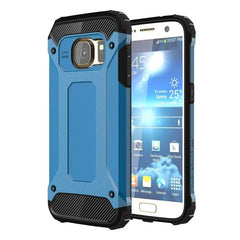 ToFor Samsung Galaxy S7 / G930 Tough Armor TPU + PC Combination Case (Blue)