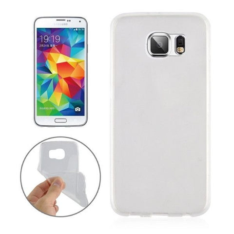 For Samsung Galaxy S6 0.3mm Ultra-thin TPU Case (Transparent)
